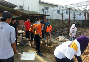 CMS Cement (Bintulu) comes to the rescue
