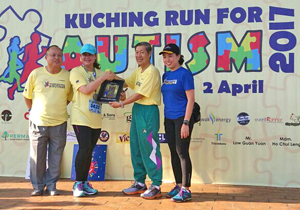 Kuching Run for Autism
