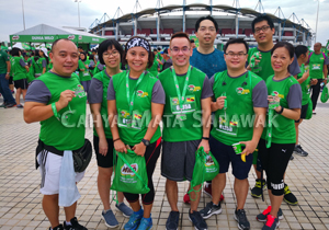 Milo Day Run promotes Healthy Eating
