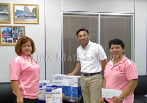 Lucky Draw's Sponsorship for Women's Fellowship St. Augustine Mambong