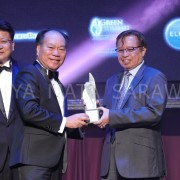 CMS Property's Rivervale takes Sarawak's property market to new heights with big win at 'SHEDA Excellence Award'